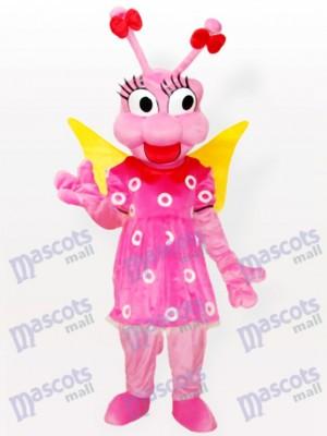 Lady Fenfendu Bee Insect Adult Mascot Costume