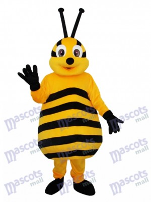 Spines Bee Mascot Adult Costume Insect