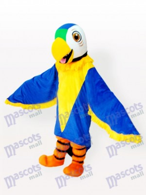 Funny Parrot Bird Mascot Costume
