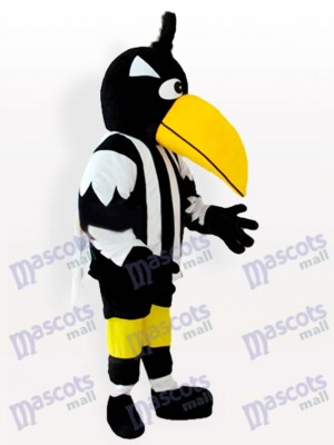 Big Yellow Beak Woodpecker Bird Mascot Costume