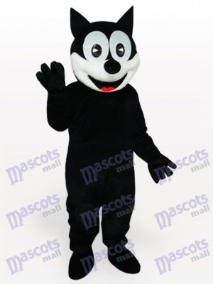 Happy Cat Animal Adult Mascot Costume