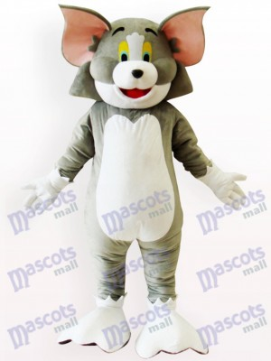 Tom Cat Cartoon Adult Mascot Costume