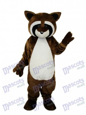 Strange Bobcat Mascot Adult Costume Animal