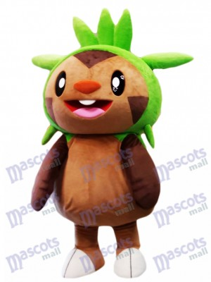 Chespin Mascot Costume Pokemon Pokémon GO Pocket Monster Grass Type Chespie Mascot