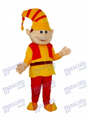 French Clown Mascot Adult Costume Cartoon Anime