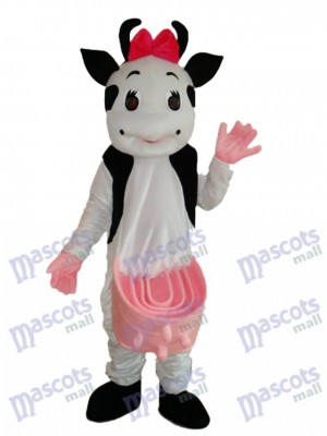 Cow Mascot Adult Costume Animal