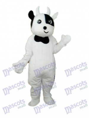 Odd Face Cow Mascot Adult Costume Animal