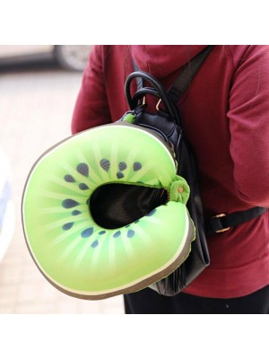 Creative Inflatable Pillow Fruit Shaped High Quality Soft