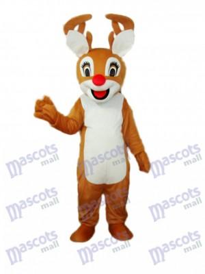 Bambi Mascot Adult Costume Animal