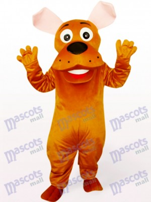 Round Nose Dog Animal Mascot Costume