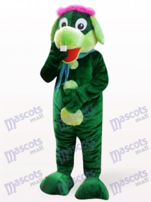 Prezzemolo Dog Animal Adult Mascot Costume
