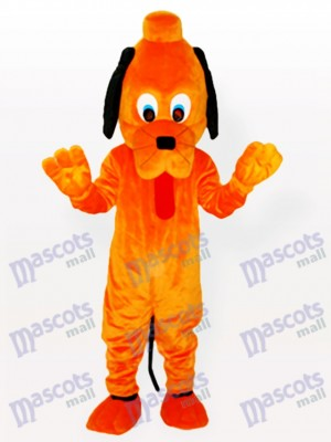Long Tongue Hey Dog Adult Mascot Costume