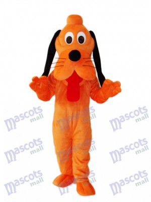 Pluto Dog Mascot Adult Costume Animal