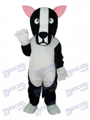 Revised Dog Mascot Adult Costume Animal