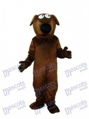 Big Nose Dog Mascot Adult Costume Animal