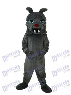 Wrinkled Dog Mascot Adult Costume Animal