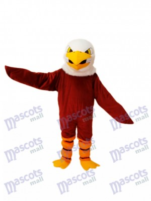 Brown Eagle Mascot Adult Costume Animal