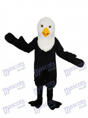Pointed Beak Bald Eagle Mascot Adult Costume Animal