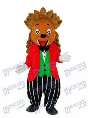 Little Hedgehog Mascot Adult Costume Animal
