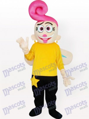 Angel Frog Adult Mascot Costume