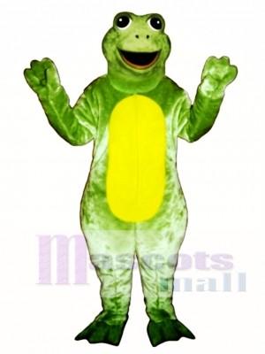 Frog Mascot Costume Animal