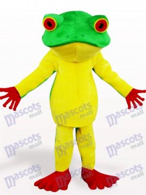 Frog Animal Adult Mascot Costume