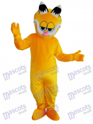 Garfield Mascot Adult Costume Cartoon Anime