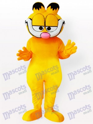 Garfield Anime Adult Mascot Costume