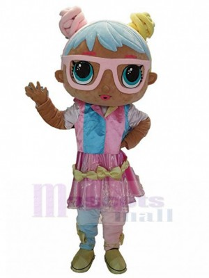 Giant LOL Doll Bonbon Mascot Costume