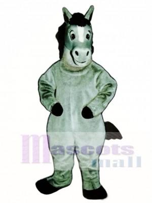 Cute Peter Pony Horse Mascot Costume Animal