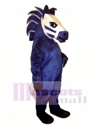 Cute Trojan Horse Mascot Costume Animal