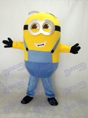 Despicable Me Minions Two Eyes Mascot Costume