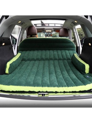 Inflatable Air Mattresses Sleeping Bed SUV Back Seat Mat