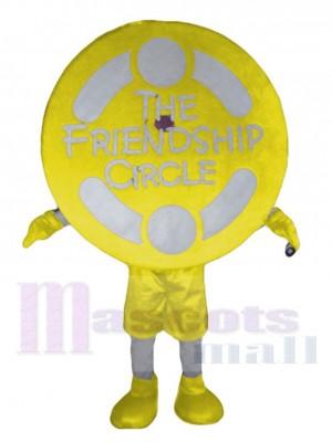 Friendship Circle mascot costume