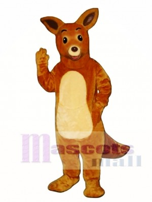 Baby Kangaroo Mascot Costume Animal