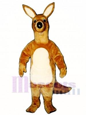 Kenny Kangaroo Mascot Costume Animal