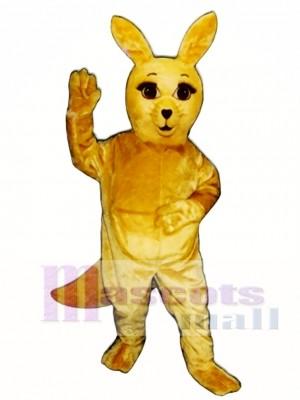 Karol Kangaroo Mascot Costume Animal