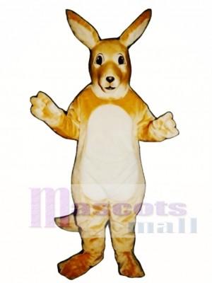 Melbourne Roo Kangaroo Mascot Costume Animal