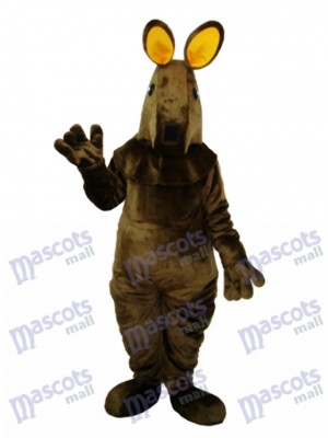 Kangaroo Adult Mascot Costume Animal