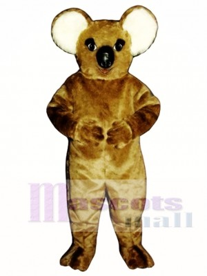 Cute Koala Bear Mascot Costume Animal