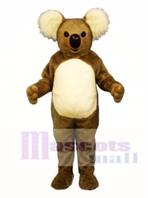 Toy Koala Mascot Costume Animal