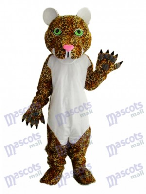 Cheetah Mascot Adult Costume Animal