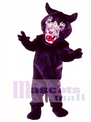 Super Panther Mascot Costume Animal