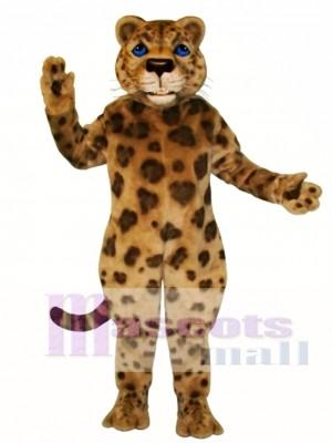 Jaguar Mascot Costume Animal