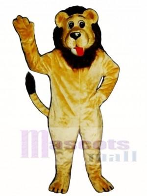 Cute Lion Mascot Costume Animal