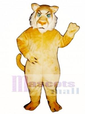 Growly Lion Mascot Costume Animal