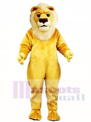 Sleepy Lion Mascot Costume Animal