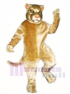 Cougar Mascot Costume Animal