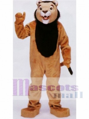 Deluxe Lion Mascot Costume Animal