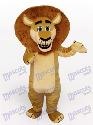 Madagascar Lion Animal Mascot Funny Costume